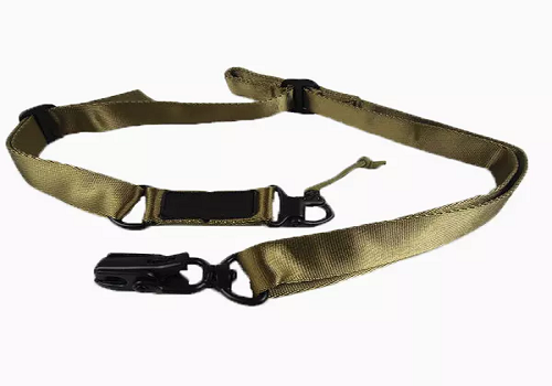 Military belt with nylon and law of imitation nylon belt