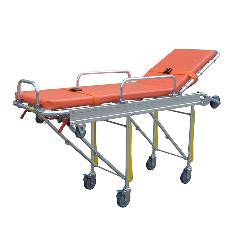 Patient transfer devices manufacturer stretcher trolley Size