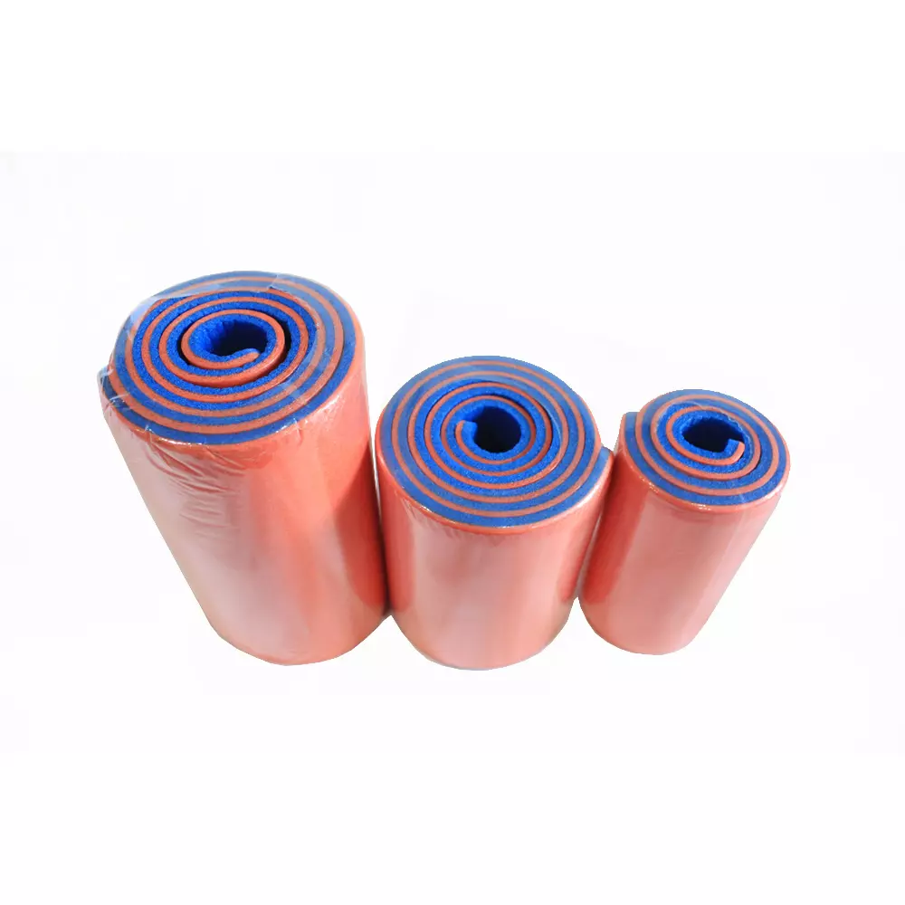 6 Aluminum Rolled Splints for First Aid