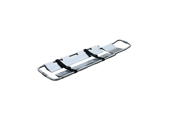 Folding Ambulance Stretcher With Safety Belt