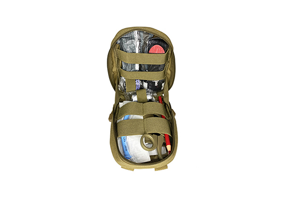 CR-MQ04Professionally collocation is the most suitable medical IFAK bags