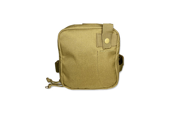 Tactical MOLLE First Aid Kit leg Bag IFAK Medical Utility Pouch