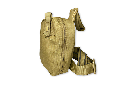 Tactical MOLLE First Aid Kit leg Bag IFAK Medical Utility Pouch details