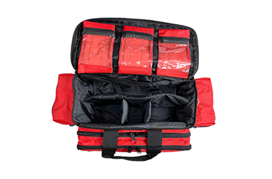 Waterproof Trauma Pet Emergency Survival Cases Medical First-Aid Red Bag details