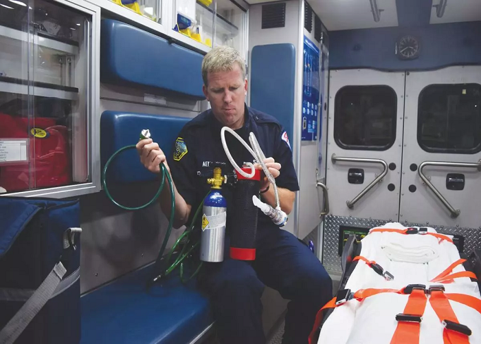 Stowe EMS' nitrous oxide efforts influence other departments