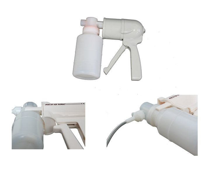 manual patient manual suction devices